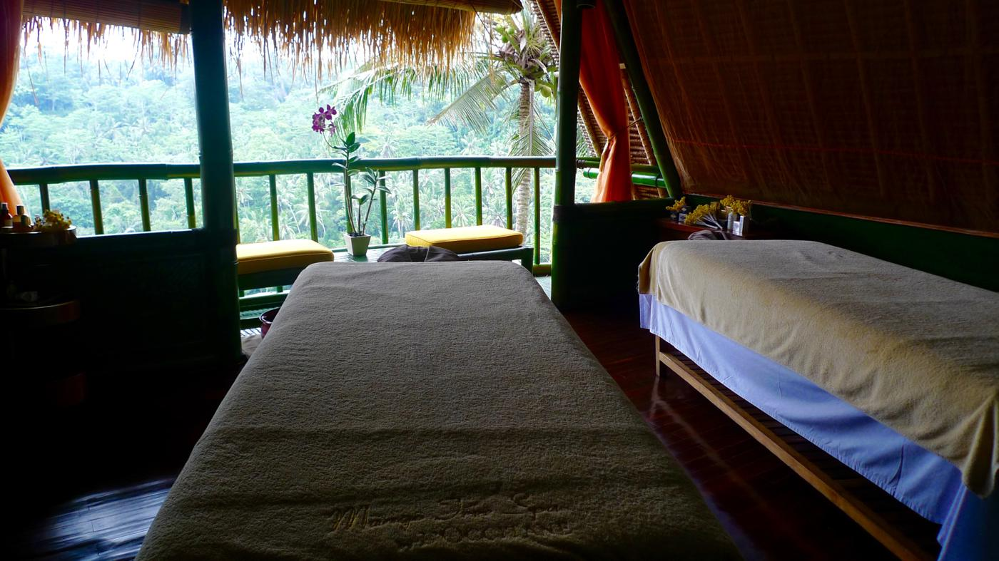 Kupu Kupu Barong Ubud Tree Spa Room