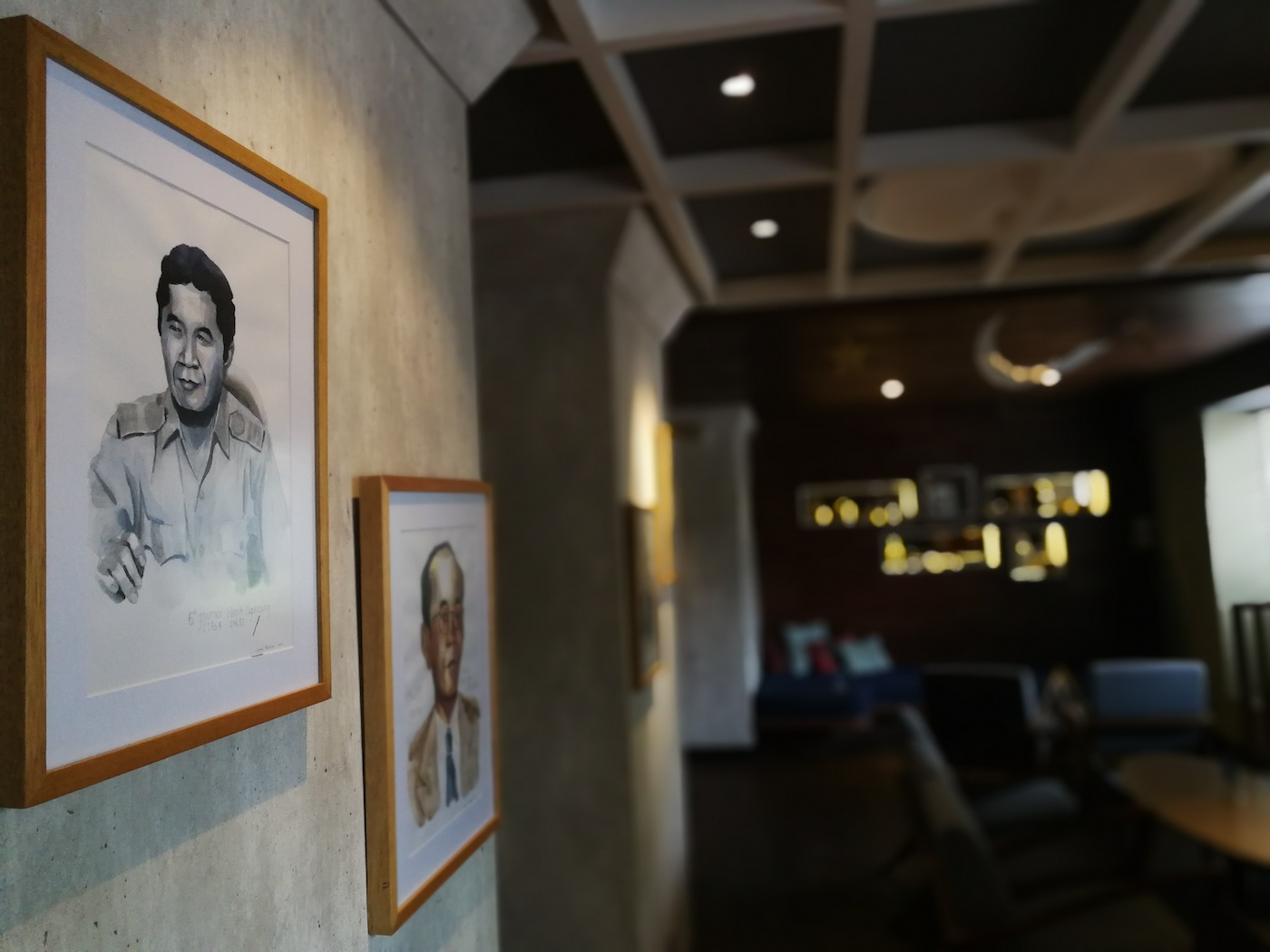 Mercure Jakarta Sabang Local Artwork